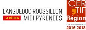 région midi-pyrénées languedoc roussillon