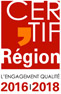 Certification Région Occitanie